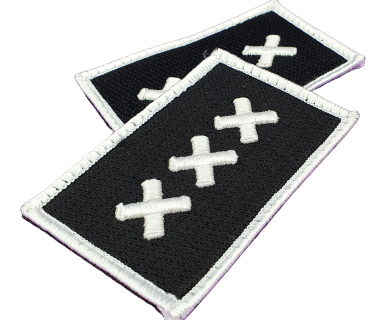 emblems with 3d embroidery puff embroidery emblems-embroided-patches custom-made embroidery foam 16